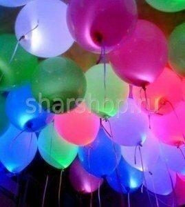 Светящийся воздушные шары